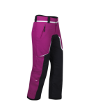 Штаны KJUS JUNIORS POWERPLAY fuchsia red-black-white