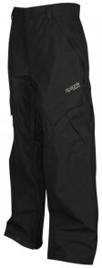 штаны Ripzone GLOBAL PANT Black