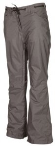 штаны Ripzone BACKWOODS SLIM FIT PANT Mercury/White - Melange