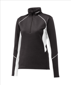 Джемпер GOLDWIN Ladie's Half-Zip Shirt black