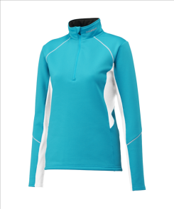 Джемпер GOLDWIN Ladie's Half-Zip Shirt turquouse