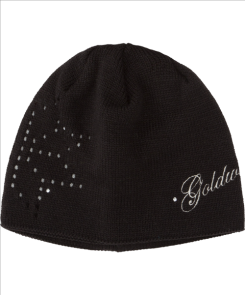 Шапка GOLDWIN Ladies beanie black